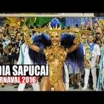 Mulher - Carnaval 2016 – 2ª dia da Sapucaí, musas, destaques, muita tecnologia e inovação