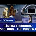 Humor - Câmeras Escondidas: O Escolhido - The Chosen One - Pegadinhas do Silvio Santos