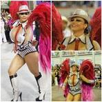 As celebrides que usaram as fantasias mais lindas e sensuais do carnaval do Rio! Juju Salimeni arrasou!
