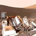 Tecnologia & Ciência - NASA lança um incrível vídeo que permite fazer um passeio de 360 graus por Marte