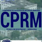 Apostila TÉCNICO EM GEOCIÊNCIAS - HIDROLOGIA - Concurso Companhia De Pesquisa De Recursos Minerais (CPRM) 2016