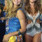 Celebridades - Após 3 anos sem conversar Sabrina Sato e Luana Piovani faz as pazes