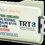 Concursos Públicos - Curso Preparatório em Videoaulas Concurso TRT 8 Tribunal Regional do Trabalho 8º Região