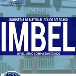 Livros - Apostila NÍVEL MÉDIO COMPLETO / TÉCNICO - Concurso IMBEL 2016