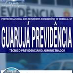 Concursos Públicos - Concurso da Guarujá Previdência inscreve até o dia 14/2