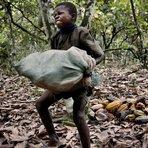 Violência - As 7 marcas de chocolate que utilizam trabalho escravo infantil