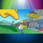 Jogos - Rsenhando: Os Simpsons: Tapped Out