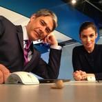 Política - Nos últimos quatro anos o Jornal Nacional da Rede Globo perdeu um terço de sua audiência no Brasil
