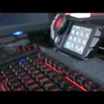 Jogos - Strike 7: conheça o novo teclado modular para games da Mad Catz