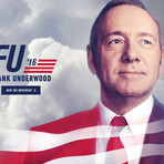 Netflix divulga trailer da quarta temporada de House of Cards