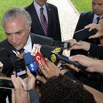Em defesa apresentada ao TSE, Temer diz que ação do PSDB é 'inconformismo'