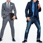 Comportamento - Como se vestir bem no trabalho: um guia para homens
