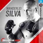 Wanderlei Silva Em Contrato com o Bellator