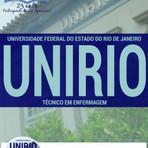 Concursos Públicos - Apostila concurso Universidade Federal do Estado do Rio de Janeiro UNIRIO 2016 Técnico em Enfermagem.
