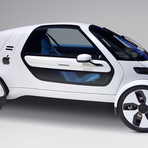 """Tecnologia & Ciência - O carro da Apple já """"respira"""""""