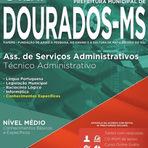 Concursos Públicos - Apostila Prefeitura de Dourados 2016 - Técnico Administrativo