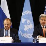Opinião e Notícias - Grandes potências acertam plano para romper impasse na Síria