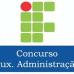 Concursos Públicos - Concurso Público IFPE Auxiliar em Administração 2016