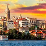 Turismo - Istambul a cidade que divide a Europa da Ásia