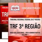 Concursos Públicos - Curso Preparatório em Videoaulas Concurso Público TRF 3º Região Técnico Judiciário Apoio Especializado Informática