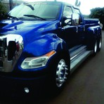 Automóveis - F-Monster Mascarello - Mascarello Cabines - F-Monster cabine dupla