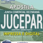 Concursos Públicos - Apostila Concurso Junta Comercial do Paraná (Jucepar) 2016
