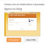 Blogueiro Repórter - Aprenda a fazer um layout bonito para o seu blog Blogger