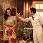 """Entretenimento - Sábado em """"Eta Mundo Bom!"""": Filomena tira Ernesto da prisão e sofre com a ira do malandro"""