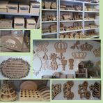 Arte & Cultura - mdf para artesanato
