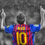 Eu quero ver gol do Messi