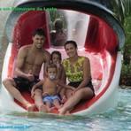 Turismo - Águas Termais com 14 piscinas é opção de lazer e diversão na região de Primavera do Leste