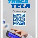 Internet - Franquia Barata Aplicativo Troca Tela Display e telas para Smartphones e Tablet