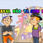 Humor - Carnaval não tá com nada
